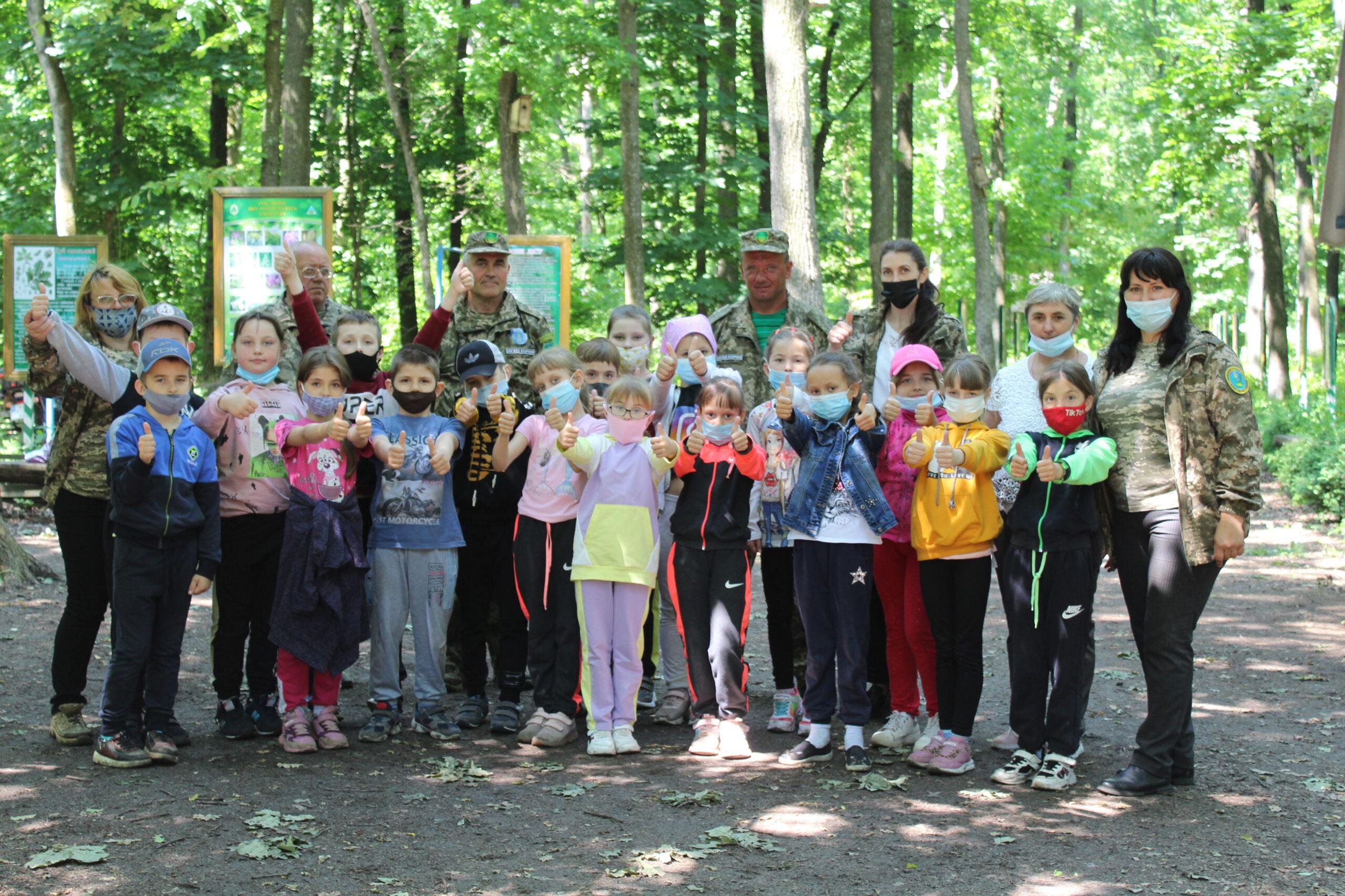 Read more about the article Захоплюючі пригоди у лісі